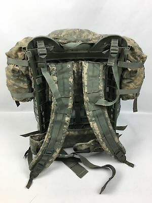 MOLLE II ACU Large Rucksack Field Pack Complete w/ Frame US Military Army VGC 2