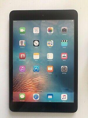 GRADE A/A- Apple iPad Mini 16/32/64 GB WiFi, 4G (Unlock) Various Colour. iOS 9.3 3