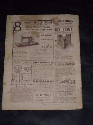 ***corriere Dei Piccoli N. 19 Anno V***  11/5/1913 Con Sovracoperta