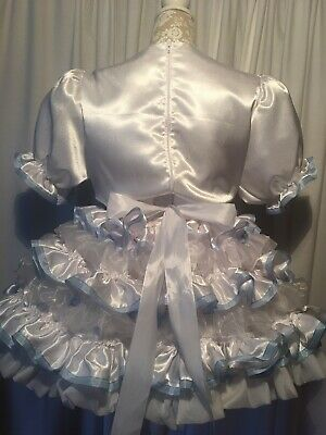 Made To Measure * Sissy Maid * Adult Baby * Fetish * Cd/Tv * Prissy *  Dress 5