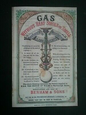 Victorian Adverts Booklet ***(See Photo's) ***(See Description For Details)*** 4