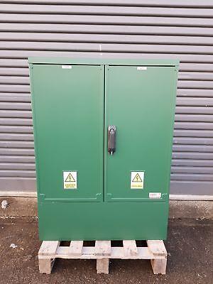 GRP Electric Enclosure, Kiosk, Cabinet, Meter Box, Housing (W800, H1064, D320)mm 5