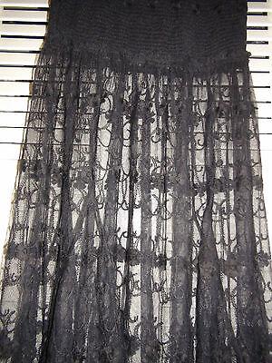 623d132d7574 ... FREE PEOPLE Floral lace Sheer Mesh Slip Dress Black Sz XS S $168 NWT  F501N918 3