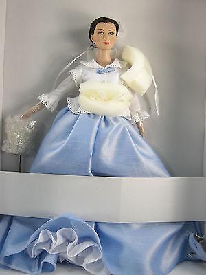 "Gwtw Tonner Scarlett O'hara Vivien Leigh Sewing Circle 16"" Dressed Doll-Hi Color"