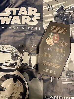 Disney Star Wars: Galaxy's Edge SABACC Cards Deck Box Unopened Brand New 4