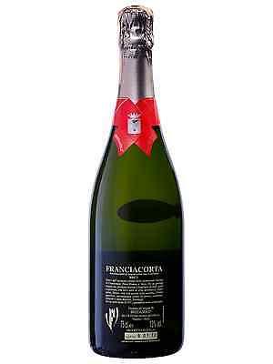 Bredasole Franciacorta Brut case of 6 Chardonnay Pinot Noir Sparkling White Wine 2