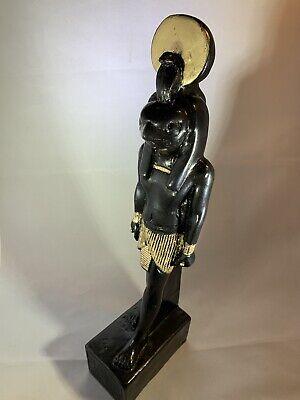 Egyptian Falcon god Horus 12