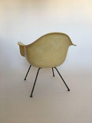 All original 1. Generation Zenith Eames Miller Rope Edge Fiberglass Lounge Chair 6