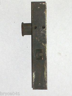 Antique Corbin Thumb Latch Entry Locks 2
