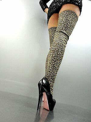 Mori Overknee Extreme Heels Italy Stiefel Boots Stretch