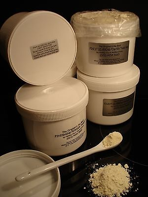 Professional Silvering Powder  (Trade large 500g) + PLUS 500g Finishing Powder!
