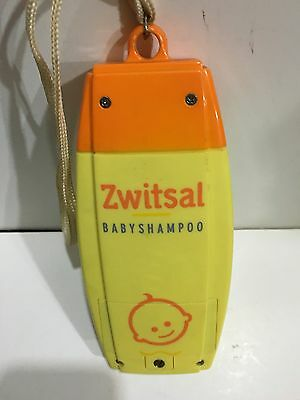 VINTAGE  NOVELTY ZWITSAL BABY SHAMPOO RADIO AM(MW)- BAND FROM THE 1970s-1980s 2