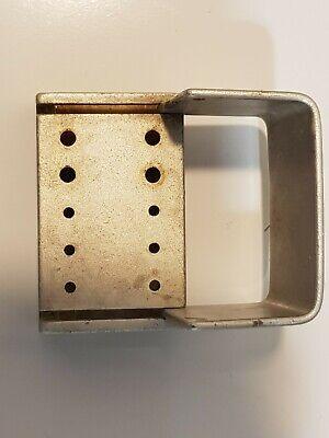 Metal Bur Block Holder Dental Supplies Autoclavable 3