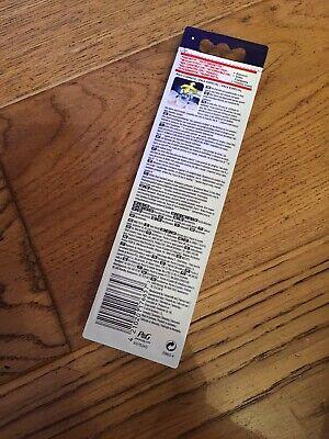 Braun Oral B Sensi Ultrathin Toothbrush Heads 4 Pack NEW GENUINE SEALED FREE P&P 4
