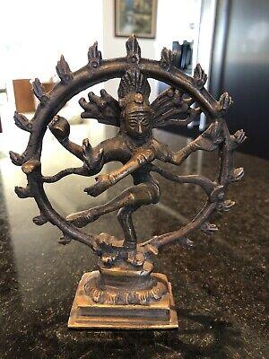Asian Chinese Bronze Tara Figure 4
