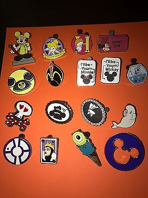 Wholesale lot of Disney Trader Pins 5,10,15,20 you choose the Amount 2
