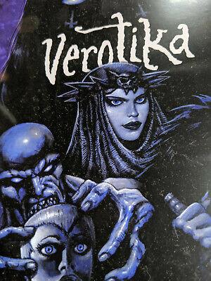 VEROTIKA - Throwback 70's Style LOBBY CARDS LTD Edition 1-666 Danzig Horror 2