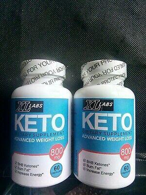 1 X  Keto Diet Pills BHB Best Ketogenic Weight Loss Supplements 2
