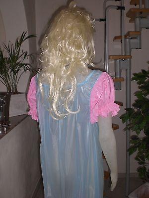Neu Ultra Soft Pvc Nachthemd Pyjama Kleid Nightdress  L-Xl  3Xl-4Xl 4