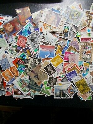 Quality Packet of 500 Different GB~Various Eras~Used Stamps~Collection~UK 2