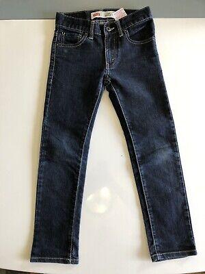 Levi's 510 Blue Slim Stretch Jeans W24 3