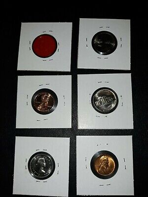 coin LOT collection US MINT SETS PROOF vintage tax token SMS NKL NO JUNK DRAWER 7
