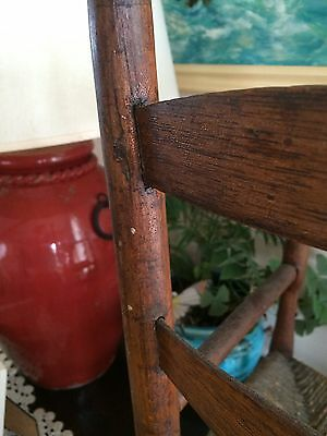 Early Antique Child's Chair 6