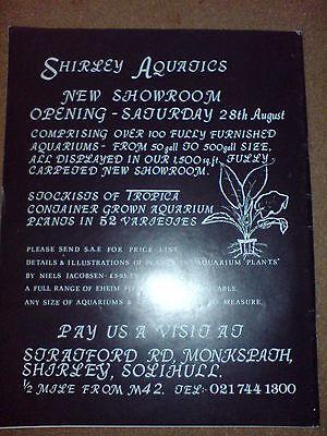 Aquarist And Pondkeeper September 1982 2