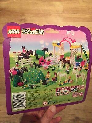 Lego Belville Figure fillette girl du 5821 Pamela/'s Picnic Time noeud serre tête