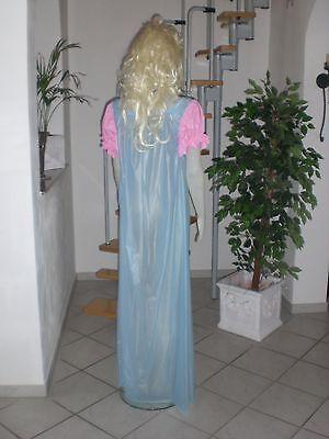 Neu Ultra Soft Pvc Nachthemd Pyjama Kleid Nightdress  L-Xl  3Xl-4Xl 6