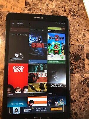 "Samsung Galaxy Tab A SM-T580 (10.1"", 16GB, 2GB RAM Wi-Fi) Tablet - Black (SM-T58 6"
