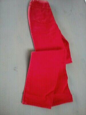 Rote Jeans, unisex, Größe 164, Basta, Vintage- Format, Maßangabe 4