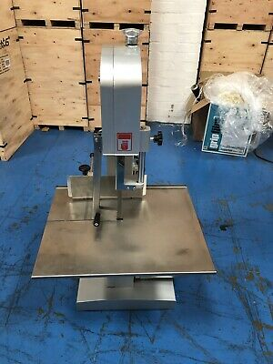 Bone Saw, Commercial butchers band saw, large table top machine, top quality 5
