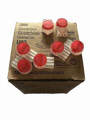 3M scotchlok connecteur UY2  fil 0,4-0,9mm 26-19 AWG CAT 5 RoHS  X100 Pièces