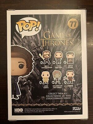 Funko Pop! Game of Thrones Missandei #77 (NYCC 2019 Fall Convention Exclusive) 5