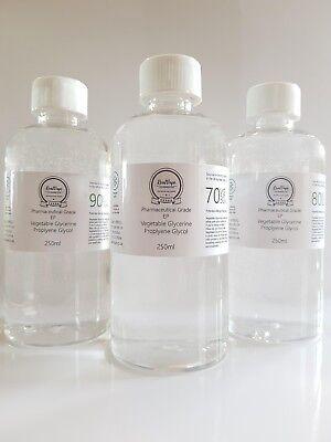 Vegetable Glycerine & Propylene Glycol Nic Base DIY Liquid Mixing VG PG 2