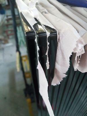 10mm Toughened Glass Panels Balustrade Railing Glazing, Stainless Steel Poles 2
