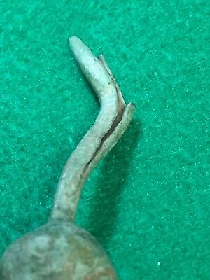 Ancient Roman Artifacts, Bronze  Nail, Excellent Patina, Very Heavy 6
