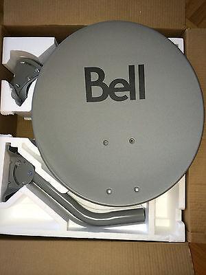 """NEW Dish 500 Bell ExpressVu 20"""" DPP Twin LNB 3"""