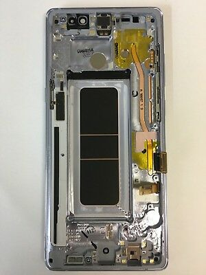Samsung Galaxy Note 8 | 9 LCD Replacement Display Screen Digitizer Frame OEM (A) 9