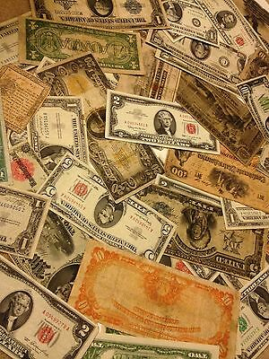 ✯Estate Sale Lot Old Currency Coins ✯Gold Silver Certificate ✯Large Small Money✯ 6
