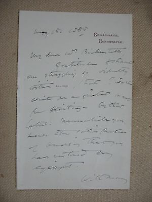 Scenes from the Life of St. Paul with letter signed by J.S. Howson 4