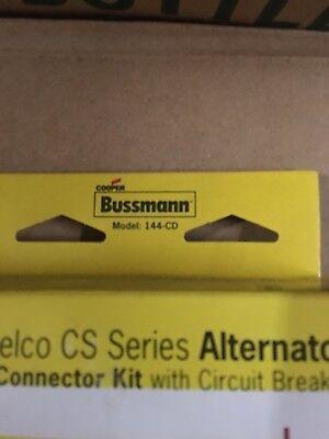 Bussmann (rb-Gm-Kit) Delco Cs Series Alternator Connector Kit For Gm 2