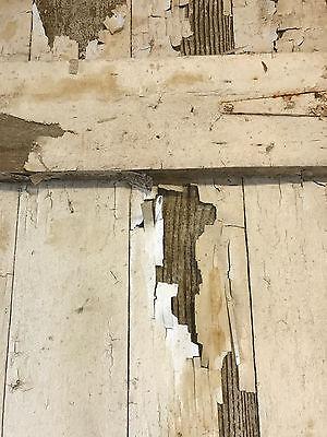 """Antique Barn Wood Door 69 1/2"""" x 33 3/4"""""""