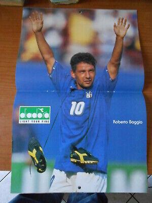 CALENDARIO DEL CAMPIONATO di A e B 1994-con poster di ROBERTO BAGGIO 11