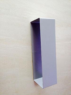 handtuchhalter selbstklebend handt cher metall silber toilette hotel gastro spa eur 45 90. Black Bedroom Furniture Sets. Home Design Ideas