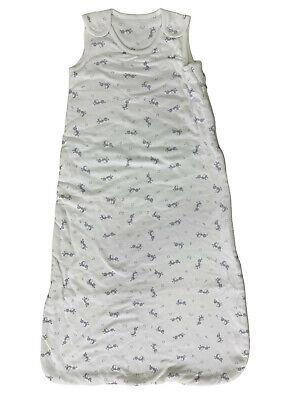 Baby Sleeping Bag Ex M&S Boys Girls 0-36M Cotton Tog 1.0 - 2.1 Random Pick New 6