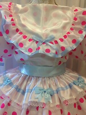Made To Measure * Sissy Maid * Adult Baby * Fetish * Cd/Tv * Prissy *  Dress 3
