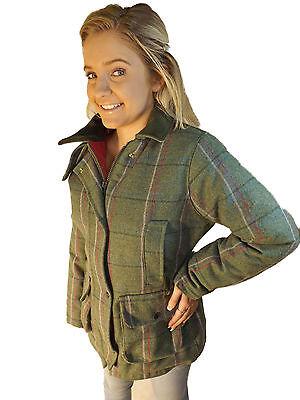 campbell cooper veste femme chasse pêche équitation