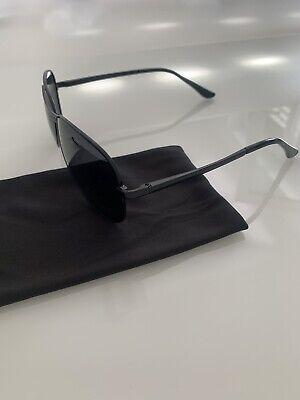 AYZA HERREN SONNENBRILLE Polarisiert Metal 100% UV 400